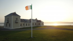 Belmullet Coast Guard Station exterior