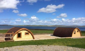 Luxury Pods Claggan Island